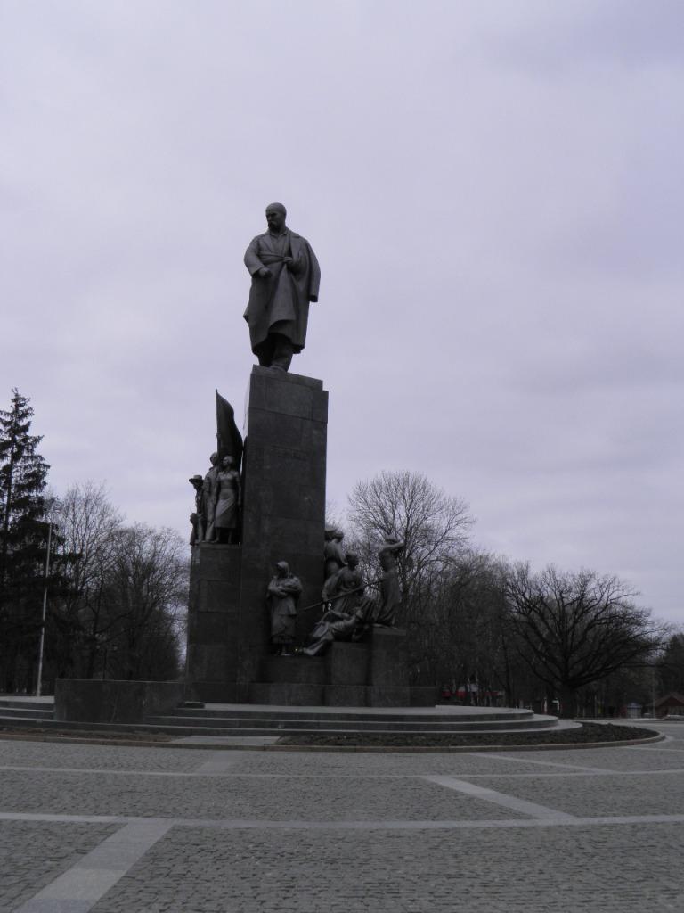 Σεφτσένκο,ο εθνικός ποιητής.