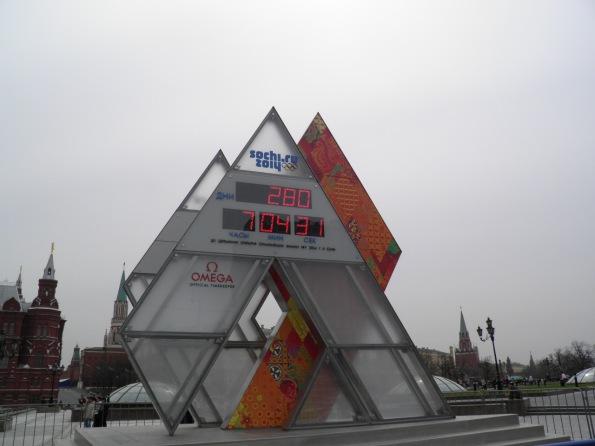 Πλησιάζουν και οι χειμερινοί Ολυμπιακοί αγώνες στο Sochi.