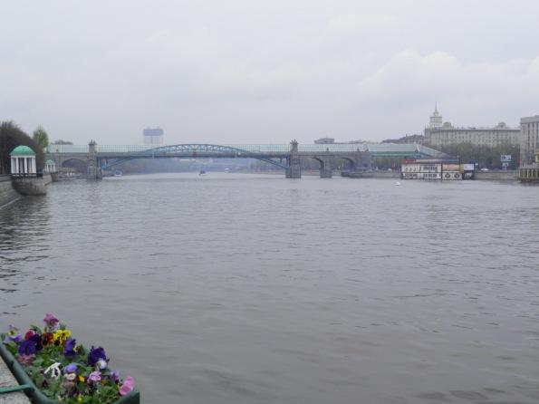 Ο ποταμός Μοσχοβα