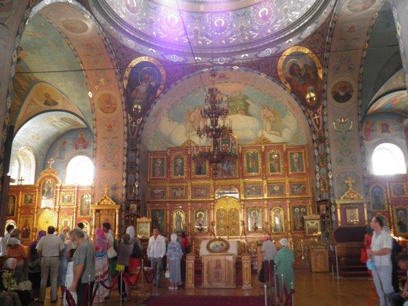 Ο εκκλησια οπου λειτουργουσε ο νεος Αγιος Λουκας Συμφερουπολης,ο γιατρος