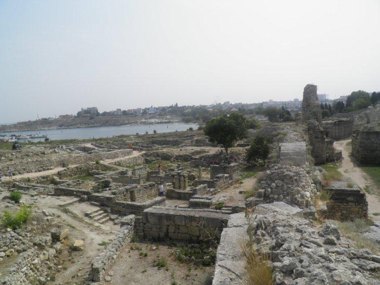 Η αρχαια Ελληνικη πολη Χερσοννησος
