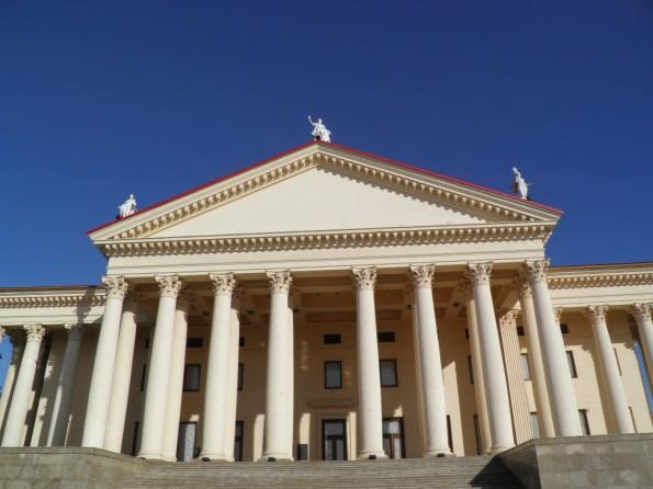 χειμερινό θέατρο ,Зимний театр
