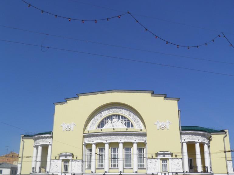 θέατρο Fyodor Volkov