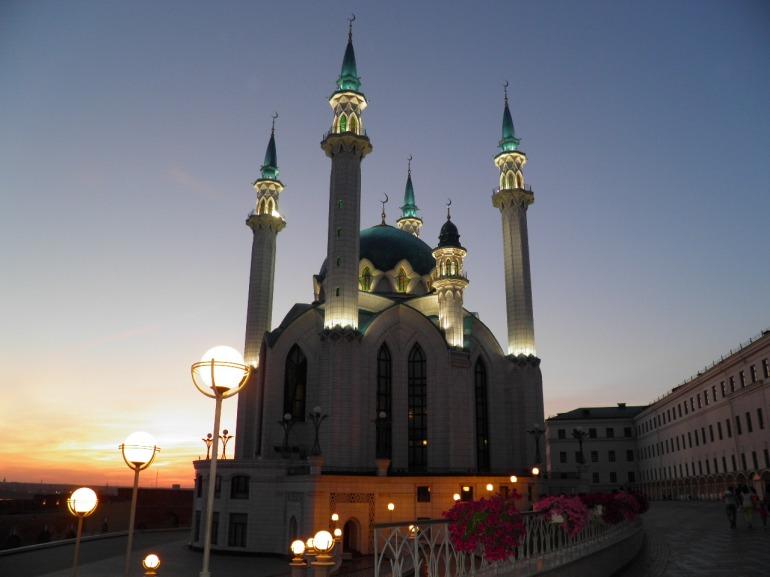 το τζαμί Kul-Sharif